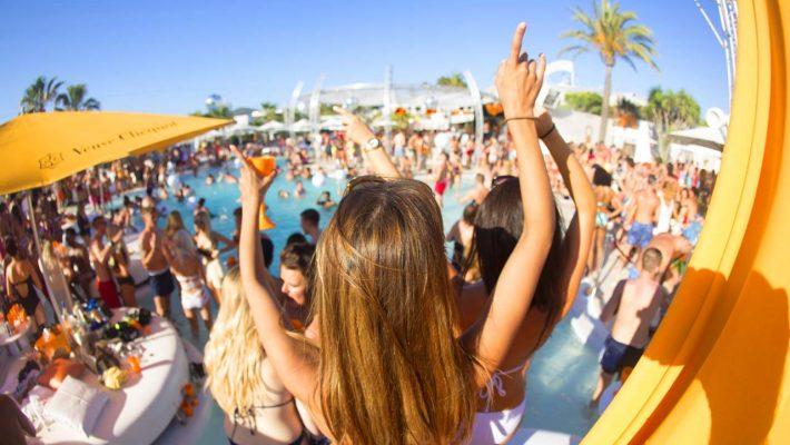 Spending A Classic Summer In Ibiza