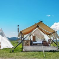 Top Reasons To Take A Glamping Holiday