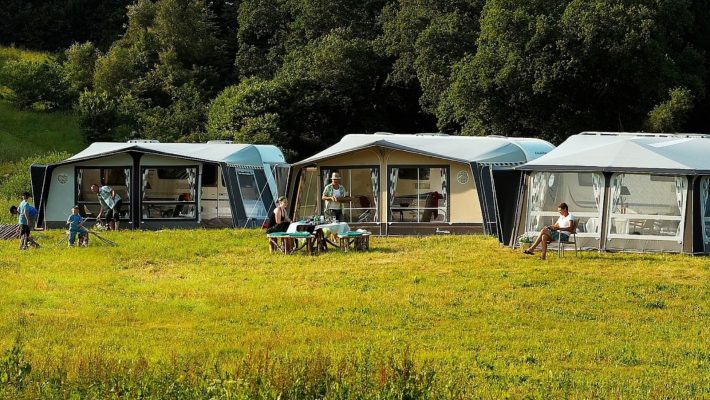 Four Ways to Make Staying in a Caravan More Bearable